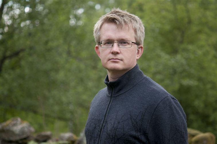 Lars Wilderäng hedersmedlem i VRR 2016