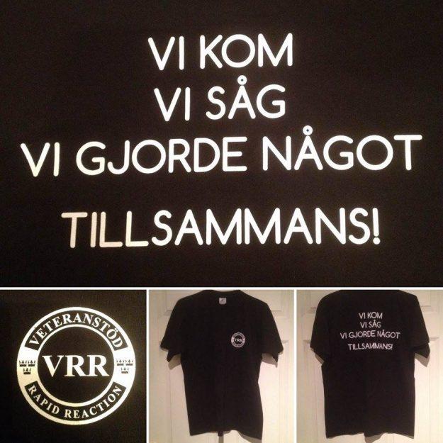 VRR T-SHIRT